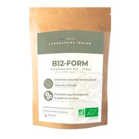 Vitamine B12 végétale bio