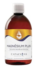 Magnesium catalyons