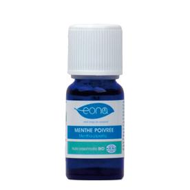 menthe poivrée huile essentielle pour le rhume