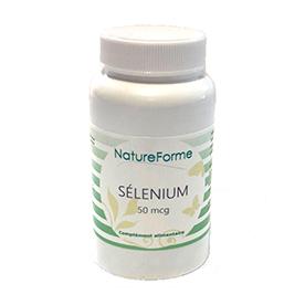 selenium et vitamine E