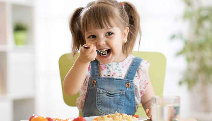 L'alimentation des enfants à partir de 3 ans