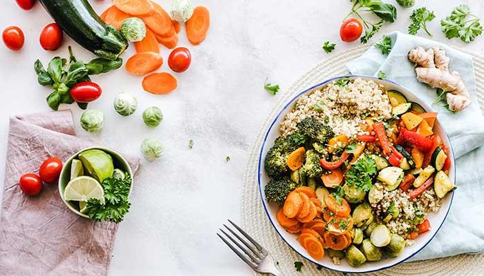 Entreprendre un rééquilibrage alimentaire